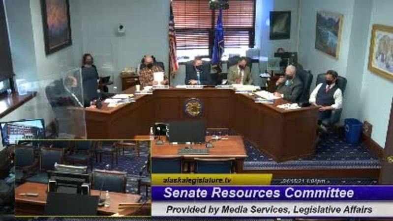 Senate Resources Committee - preview image