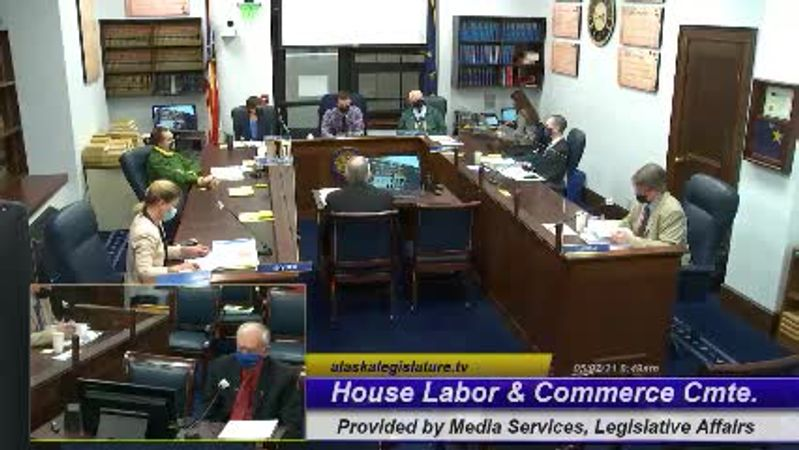 House Labor & Commerce Committee - preview image
