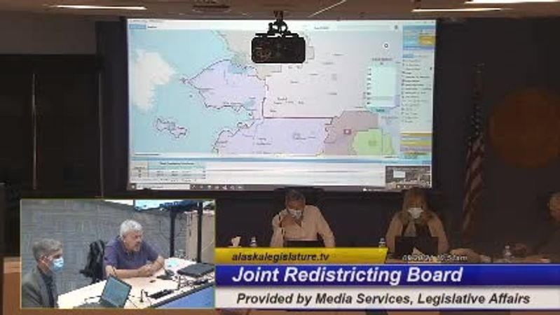 Redistricting Board - preview image