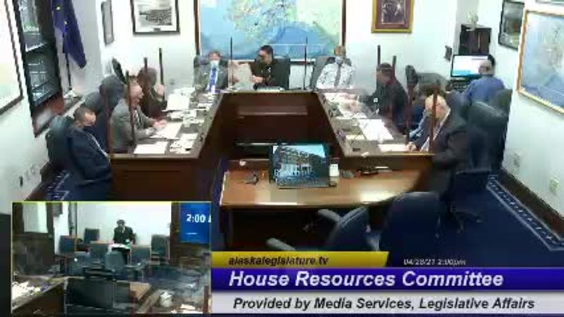 House Resources Committee - preview image