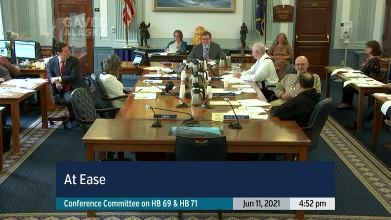 Conference Committee on HB 69 & HB 71 - preview image