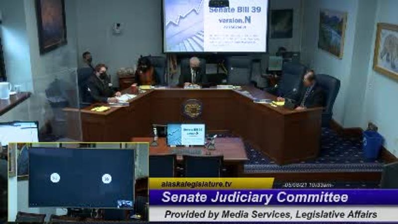 Senate Judiciary Committee - preview image