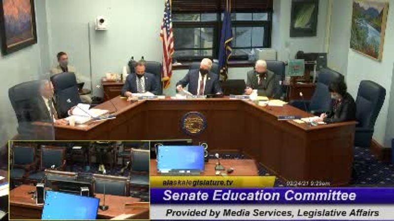 Senate Education Committee - preview image