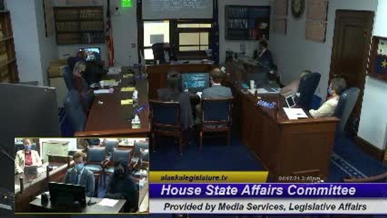 House State Affairs Committee - preview image