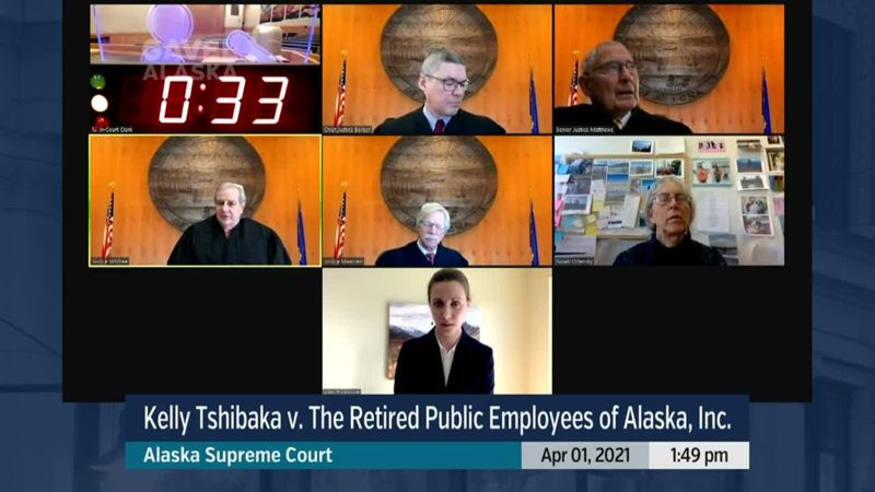 Kelly Tshibaka v. The Retired Public Employees of Alaska, Inc. - preview image
