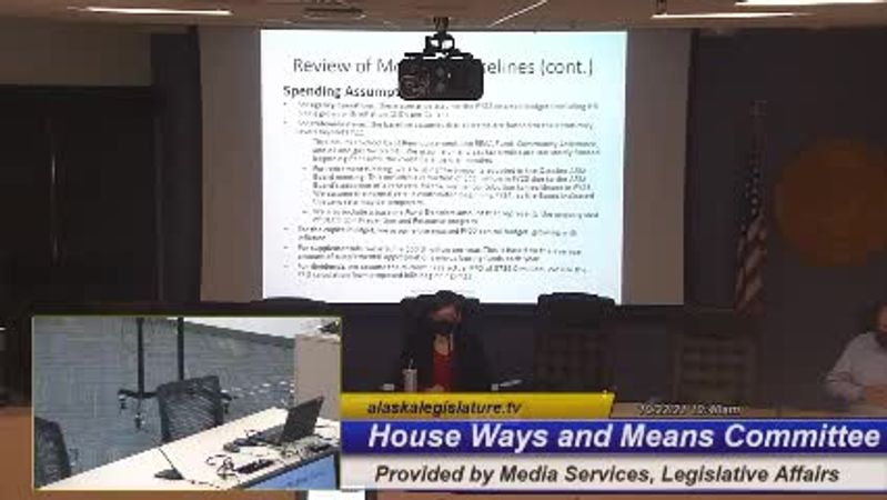 House Ways & Means Special Committee - preview image
