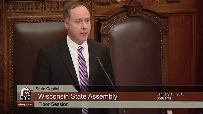 Governor Scott Walker's 2013 State of the State Address
