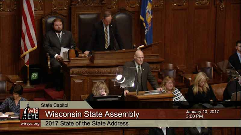 2017 State of the State Address