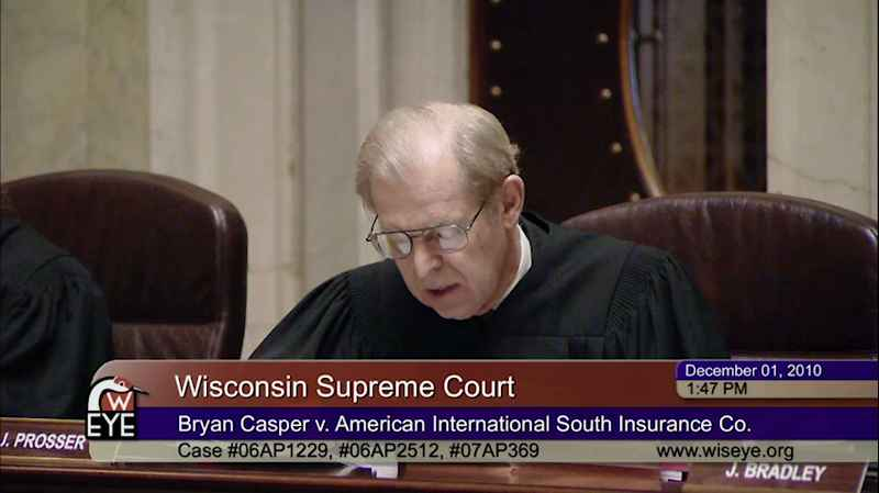 Supreme Court Oral Arguments: Casper v. Amer. Int. South ...