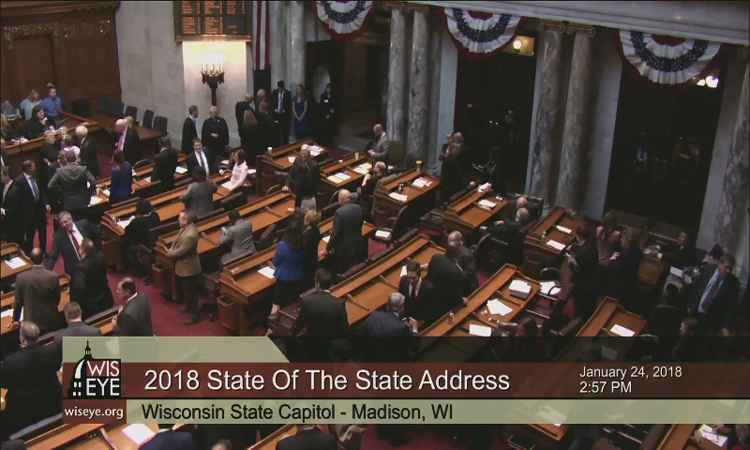 2018 Wisconsin State of the State Address